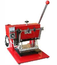 Hot Stamping Foil Machine