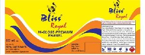 Bliss Royal Enamel Paint