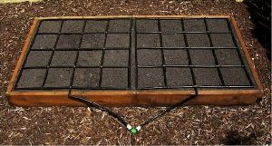 Grid Irrigation System