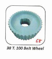 Keda Polishing Machine T.100 Belt Wheel