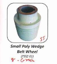 Keda Polishing Machine Poly Wedge Belt Wheel