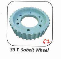 Keda Polishing Machine T. Sobelt Wheel