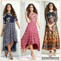 Ladies Western Dresses