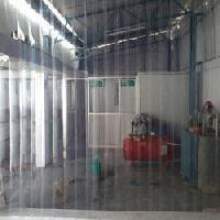 Transparent Plastic Curtain
