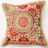 Hand Made Embroidered Cushion Covers