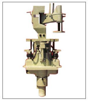Semi Automatic Moulding Machine
