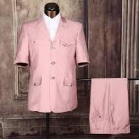 Casual Safari Suit