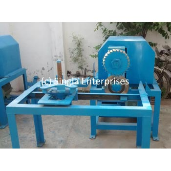 Small Tyre Cutting Machine For Car Tyres