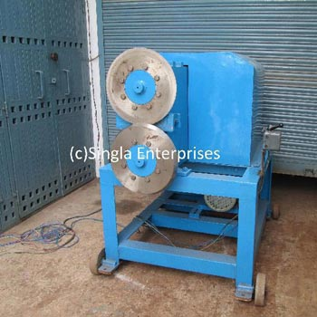 Tyre Strip Cutting Machine (SE-TSCM)