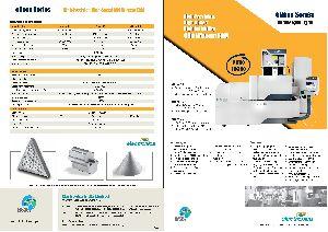 Cnc Wirecut & Edm Mac Hines - Enova Series, Sprintcut Series, Xpert Series
