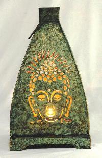 Buddha Candle Lamp
