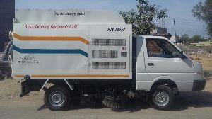 Mini Road Sweeper Machine