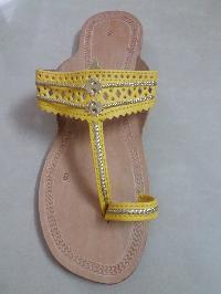 Ladies Kolhapuri Slippers