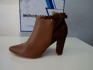 Branded Ladies Ankle Boots