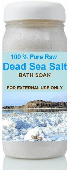 Dead Sea Bath Salts Packed