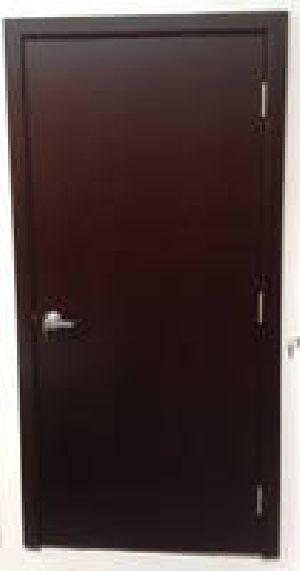 Hotel Used Interior Wooden Fire Door
