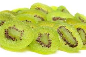 Dried Kiwi And Kiwi