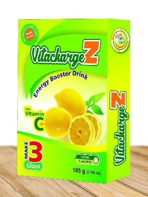 Lemon Flavour VitachargeZ Energy Drink
