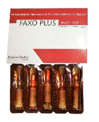 Faxo Plus Injection