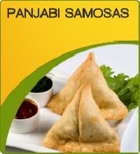 Frozen Punjabi Samosa