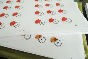 adhesive labels printing services