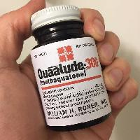 Quaalude Tablets