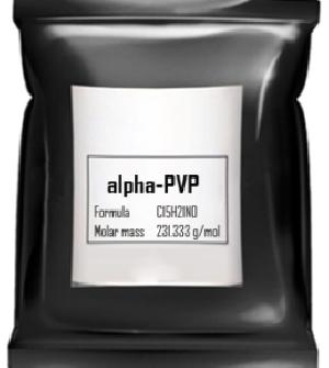 alpha-PVP Chemicals