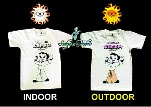 Kids Color Changing T-shirts