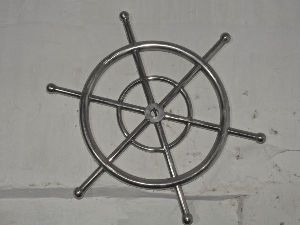 Metal Ship Steering Wheels