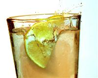 Lemon Carbonated Soft Drink
