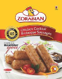 Chicken Cocktail Barbeque Sausage