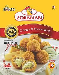 Chicken N Cheese Balls