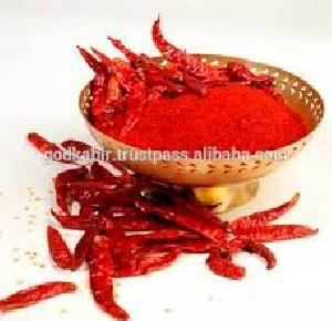 Dehydrated Red Chilli Powder