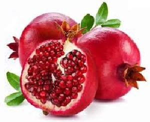 Fresh Pomegranate
