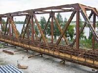 Railway Steel Bridge Fabrication