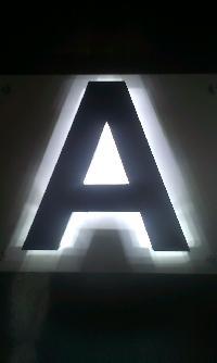 Acrylic Box Letters