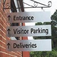 Stainless Steel Signages