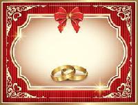 wedding greeting cards