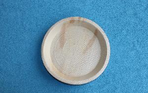 Round 12 Inch Standard Size Disposable Areca Leaf Plates