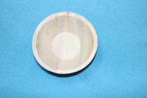 Round 5 Inch Special Size Disposable Areca Leaf Bowls