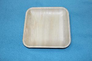 Square 7 Inch Special Size Disposable Areca Leaf Plates