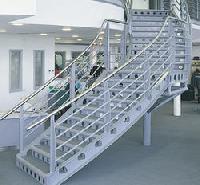 Mild Steel Staircase Railings