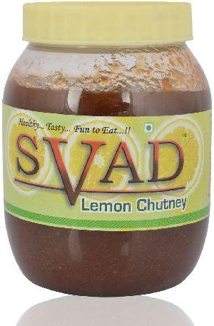 (svad) Lemon Chutney