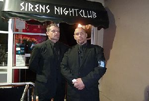 Club Security Guard Services