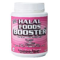 Halal Foods Booster Strawberry (Powder)