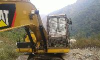 cat excavators Rental