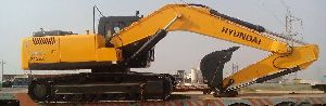 Excavator Rock Breaker Rental services