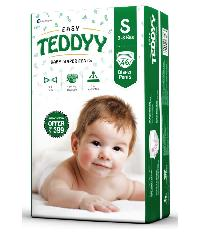 Teddy Baby Diapers S, M, L & Xl