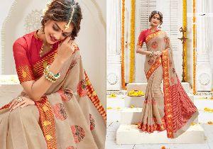 Beautiful Handwork Silk Sarees