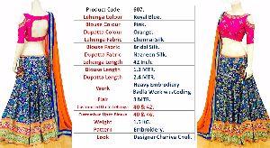 Online Silk Designer Chaniya Choli